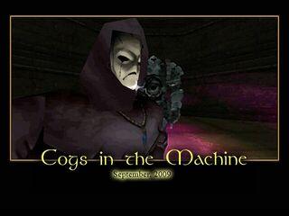 Cogs in the Machine Splash Screen