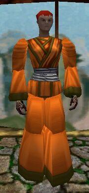 Suikan Creature Apprentice Robe Live