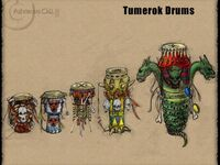 AC2 Tumerok Drums Art