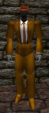Dapper Suit Fail Live