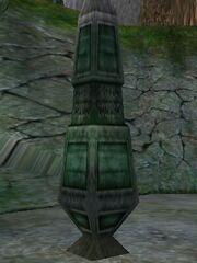 Ornate Pillar Live