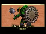 Shifting Gears Splash Screen