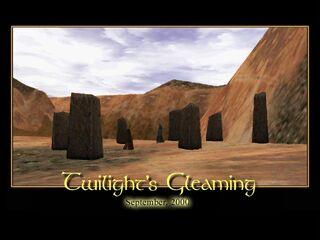 Twilight's Gleaming Splash Screen