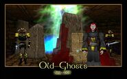 Old Ghosts Splash Screen