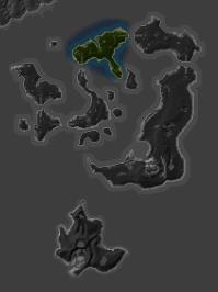 Vesayen - Miremdae Island