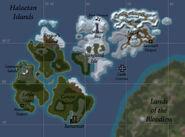 Halaetan Geography