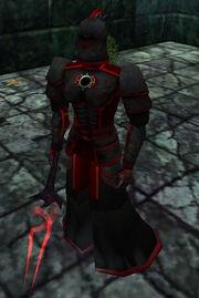 Legendary Empowered Robe of Utter Darkness Live