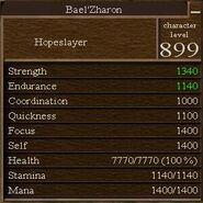 Bael'Zharon (Level 899 Creature)