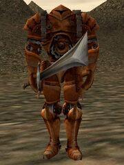 Invading Copper Cog Knight Live