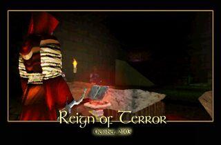 Reign of Terror Splash Screen
