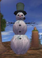 Giant Snowman Live