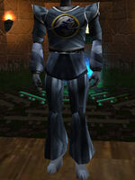 Thaumaturgic Plate Armor (Sea Grey) Live