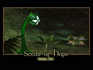 Seeds of Hope Splash Screen