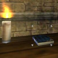 Book (Geraine's Study) Live