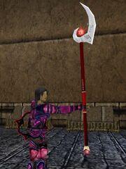 Red Rune Silveran Spear Live