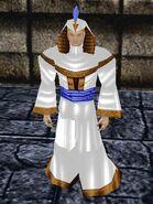 Empowered Empyrean Robe (White) Live