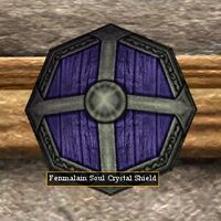 Fenmalain Soul Crystal Shield Live