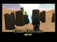Dark Deliveries Splash Screen