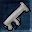 Partial Silver Key Icon