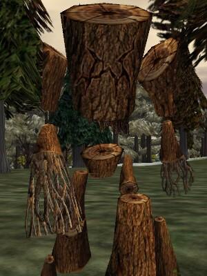 Wood Golem Asherons Call Community Wiki Fandom Powered By Wikia