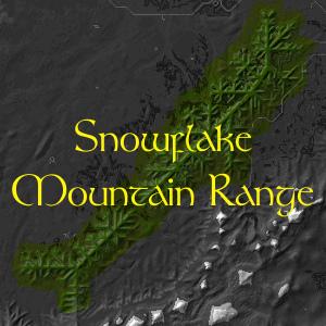 Snowflake Mountain Range