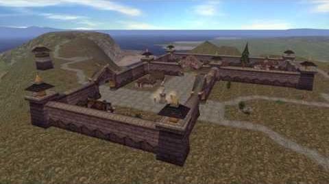 Asheron's Call - Sanamar Timelapse (New Viamont)