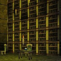 Asheron's Sanctum Library Live