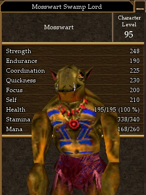 Mosswart Swamp Lord