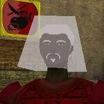 Knath Head (White) Live