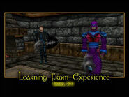 Learning From Experience Splash Screen