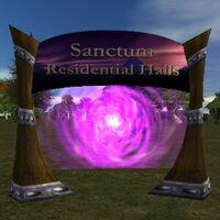 Sanctum Residential Halls Live