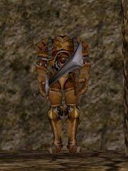 Bronze Gauntlet Guardian Live