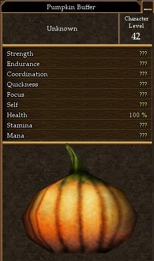 Pumpkin Buffer