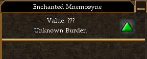 Enchanted Mnemosyne