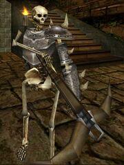 Skeleton Lord Live