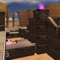 20.7S, 7.5E (Top) - Ancient Portal Live