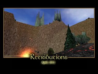 Retributions Splash Screen