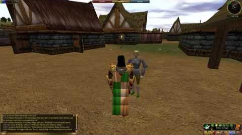 Asheron's Call - Towns- Dryreach