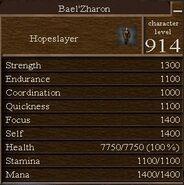 Bael'Zharon (Level 914 Creature)