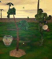 Candeth Keep Tree Sapling Live