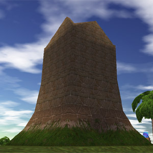 Empyrean Stone Tower