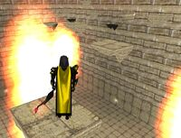 Fiery Alcove Jumping Room 1 Live