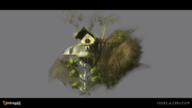 Py'rai architecture concept art image1
