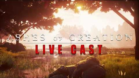 Ashes of Creation Livestream June 30, 2017