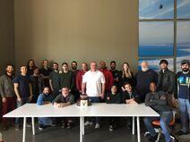 Intrepid Studios team