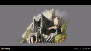 Dunir architecture concept art image1