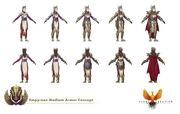 Empyrean Medium Armor Concept
