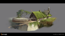 Py'rai architecture concept art image3