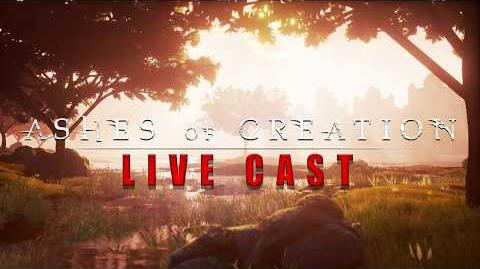 Ashes of Creation LiveStream 7-18-2017 *Speedplay Arena Build*