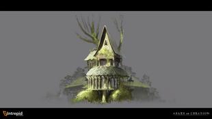 Py'rai architecture concept art image4